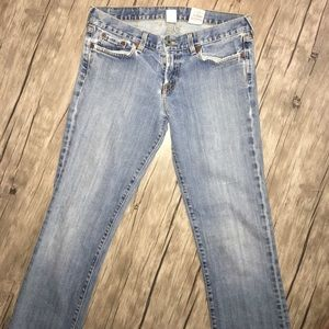 Lucky Brand Dungarees 8x29 In GUC